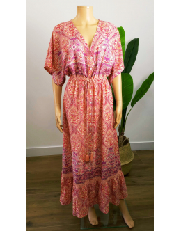 Ámbar Boho Dress
