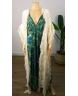 Boho Maxi Kimono