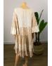 Boho Camel  Dress