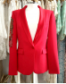 Blazer Jewel Red