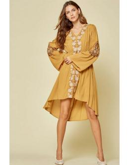 Caléndula Dress