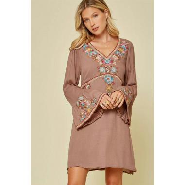 Moca Dress