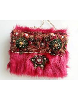Jewel Red Bag
