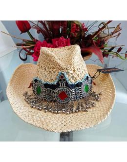 Boho Jewel Hat