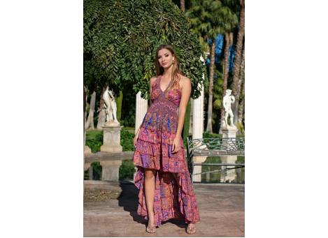 Emma Boho Dress