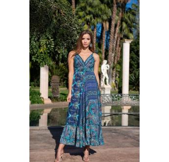 Amina Boho Dress