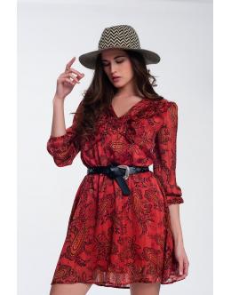 Lola Boho Dress