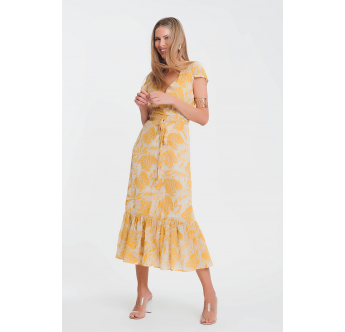 Eva Boho Dress