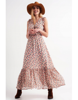 Valeria Boho Dress