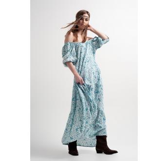 Jimena Boho Dress