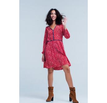 Laura Boho Dress