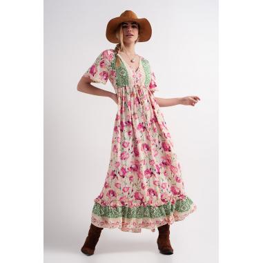 Eugene Boho Dress